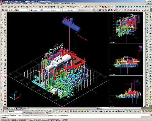 Реконструкция энергоблока ТЭЦ-21 АО «Мосэнерго»