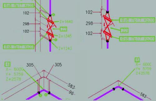Рис. 12. Изменение настроек IsoGen (слева - было, справа - стало)